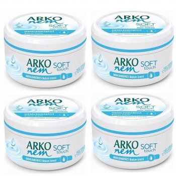Arko Soft Touch Krem Nem 75 ML x 4 Adet